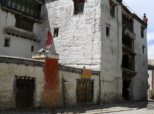 Royal Palace in Lo Manthang