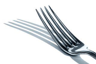 Istock fork